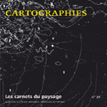 Carnets paysage 20 Cartographies