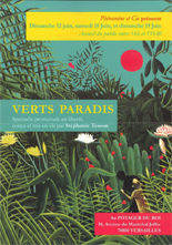Affiches Verts Paradis