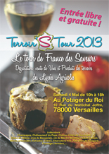 Affiche2 Terroir's Tour 2013